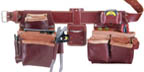 Occidental Leather tool belts and bags
