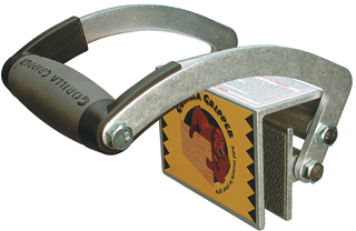 Gorilla Gripper Panel Carrier For Gripping Lifting And