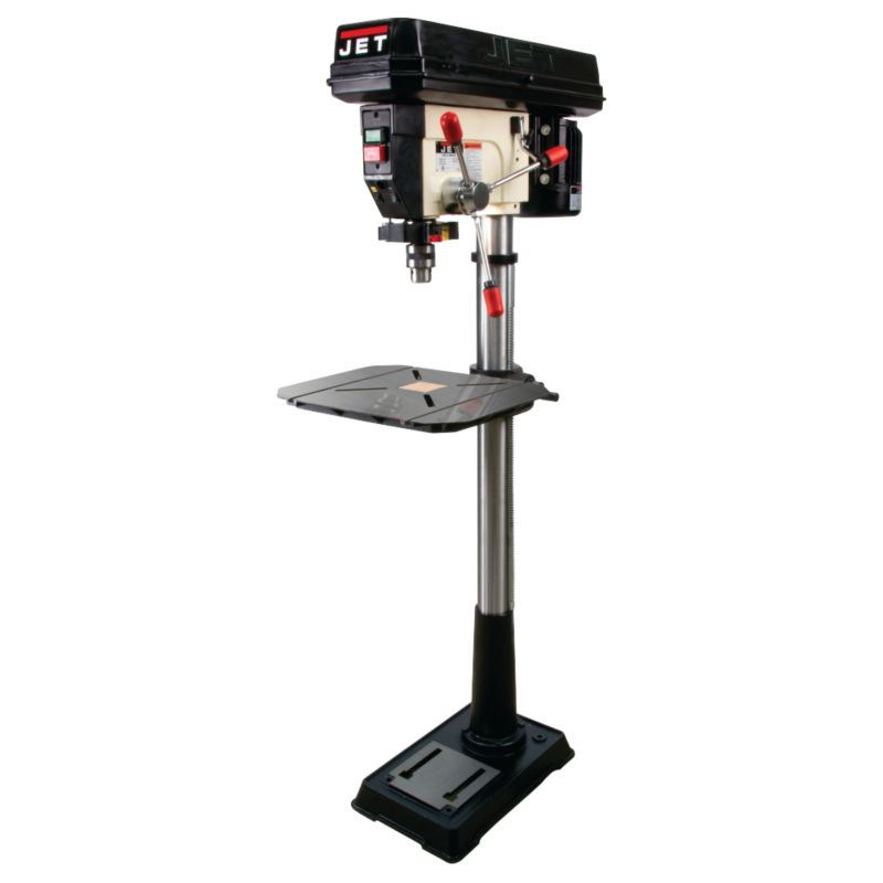 JET JDP-17DX FLOOR DRILL PRESS