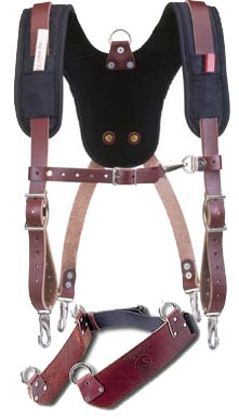 occidental leather suspenders and accessories
