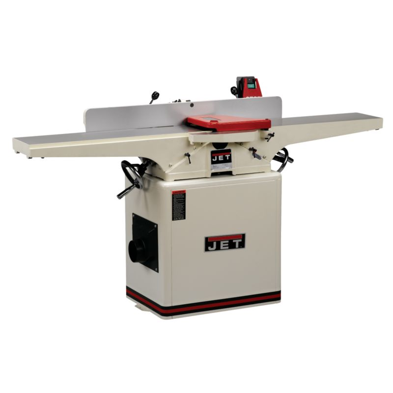 Jet 708468 JJ-8HH 8 inch helical head Jointer